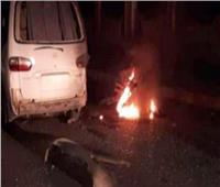 إصابة عدة أشخاص إثر انفجار دراجة نارية في مدينة الحسكة