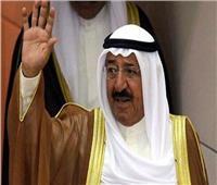 أمير الكويت يتسلم دعوة من خادم الحرمين لحضور القمة الخليجية الأربعين