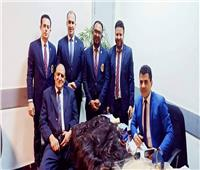 إحباط محاولة تهريب كمية من الشعر الطبيعي المستعاربمطار القاهرة