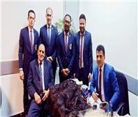 إحباط محاولة تهريب 15 كيلو «شعر مستعار» بمطار القاهرة