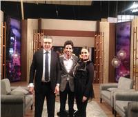الليلة.. حمدي الميرغني وزوجته ضيفا برنامج «واحد من الناس»