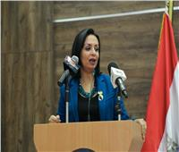 مايا مرسي تفتتح مؤتمر «المرأة والإعلام المهني»