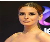 أميرة الدراما «إيمان العاصي» في إطلالة ملكية رمضان 2020