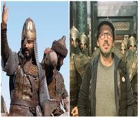 خاص| مخرج «ممالك النار» البريطاني: خالد النبوي ممثل عظيم و«دوره مثالي»