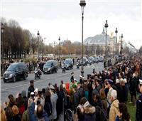 الفرنسيون يتجمعون في باريس لتأبين 13 جنديًا قُتلوا في مالي