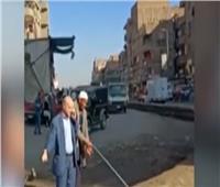 رئيس حي شرق شبرا: فرد فى كل ميدان لمتابعة النظافة ومنع الإشغالات