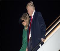 ترامب يصل إلى لندن