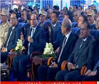 فيديو| الرئيس السيسي: نسعى لتكون مصر جسرا لنقل الكهرباء للعالم