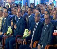 فيديو| السيسي: توضيح الحقائق هو حائط الصد أمام أي استهداف لمصر