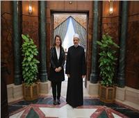«الطيب» عن اختيار غادة والي لمنصب أممي: دليل على تقدير المرأة المصرية
