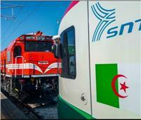 فيديو| إضراب عمال السكك الحديدية يشل حركة القطارات بالجزائر