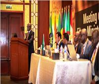 انطلاق الاجتماعات التحضيرية لوزراء المالية الأفارقة بشرم الشيخ