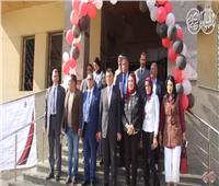 بالفيديو | رئيس جامعة عين شمس يفتتح احتفالية اليوم العالمي لمتحدى الإعاقة