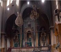 التحفظ على شاهد الإثبات بـ«حرق كنيسة كفر حكيم»