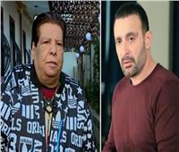 أحمد السقا ناعيًا شعبان عبد الرحيم: الله يرحمك يا راجل يا طيب