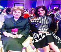 ميرفت التلاوي وزينب بشير تشاركان في دعم المرأة العربية بالأردن