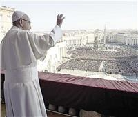 البابا فرنسيس يلقي تعليمه الأسبوعي بساحة القديس بطرس