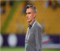 «كارتيرون» يعلن تشكيل الزمالك في مباراة الشرقية بكأس مصر