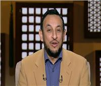 فيديو| رمضان عبدالمعز: الصحابة بايعوا الله عن طريق النبي محمد