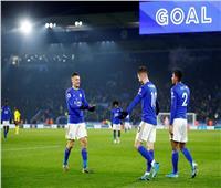 فيديو  ليستر سيتي يطارد ليفربول بـ«هدفين» في واتفورد