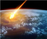 رصد سقوط نيزك على كوكب الأرض