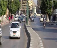 النشرة المرورية..  تعرف على الأماكن الأكثر ازدحامًا في القاهرة والجيزة