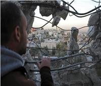 الاحتلال الإسرائيلي يهدم أربع غرف سكنية في مسافر يطا جنوب الخليل