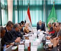 الهجان: توفير البنية الأساسية للاتصالات من الألياف الضوئية بالقطاعات الحكومية في القليوبية