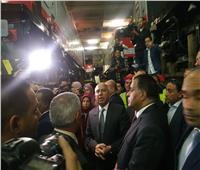 كامل الوزير يعلن ميزانية المشروعات التنموية بالسكة الحديد والمترو
