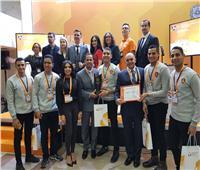 «الكلية الفنية العسكرية» تحصد المركز الأول في المسابقة الدولية للمواد المركبة بروسيا