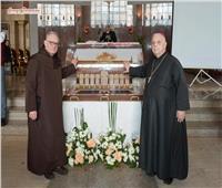 كاتدرائية سيدة الوردية للسريان الكاثوليك تستقبل رفات القديسة تريزا