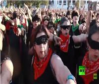 شاهد| أصوات آلاف النساء تعلو في تشيلي ضد الاغتصاب