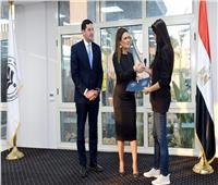 صور..وزيرة الاستثمار تسلم الدفعة الأولى من طلبات التخصيص لـ30 وحدة صناعية بميت غمر