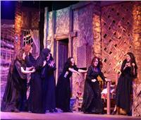 إسماعيل مختار يفتتح مسرحية «حريم النار» على مسرح الطليعة