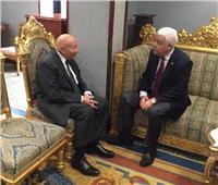 فايق يلتقي رئيس المجلس الوطني لحقوق الإنسان بالجزائر