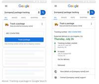 «الوصول المبكر».. ميزة من جوجل لتتبع الطرود