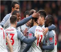 اليوم.. ليفربول يبحث عن 3 نقاط جديدة أمام بورنموث في الدوري الإنجليزي