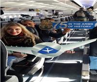 صور  «الإيكاو» تحتفل مع مصر للطيران بمرور 75 عاما على إنشائها