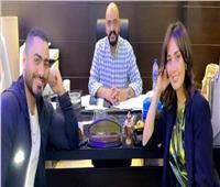 تامر حسني يكشف تفاصيل فيلمه الجديد مع حلا شيحة