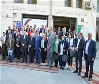 في اليوم العالمي لمتحدي الإعاقة  جامعة عين شمس تكرم «الأخبار برايل»
