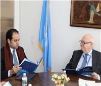 تعاون بين «اللجنة الدولية للأخوة الإنسانية» والأمم المتحدة