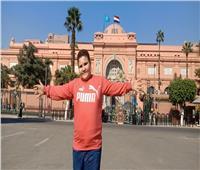 بدعوة من وزير الآثار.. جولة للطفل «علي صبرة» بمتحف التحرير