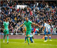 فيديو| ريال مدريد يهزم «إسبانيول» ويخطف صدارة الدوري الإسباني