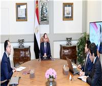 تفاصيل لقاء «السيسي» بمدبولي والسعيد حول انتقال الوزارات للعاصمة الإدارية