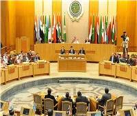 الجامعة العربية تضئ مقرها الرئيسي باللون البرتقالي تضامنا مع مناهضة العنف ضد المرأة