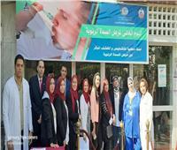 بالصور| معهد ناصر يبدأ الحملة المجانية للكشف عن مرض السدة الرئوية
