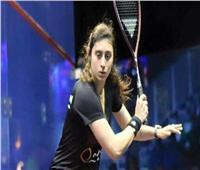 نور الشربيني: الإسكواش يستطيع تحقيق إنجاز حال انضمامه للاوليمبياد