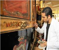 صور| متحف «المركبات الملكية» يستعيد بريقه من جديد