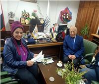 جامعة أسيوط وفرع الثقافة يناقشان سبل التعاون المستقبلي