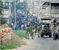 32 عامًا مضت.. الفلسطينيون يحيون ذكرى «انتفاضة الحجارة»